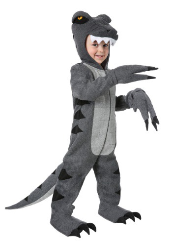 Click Here to buy Woolly T-Rex Costume for Toddlers from HalloweenCostumes, USA Funds & Shipping