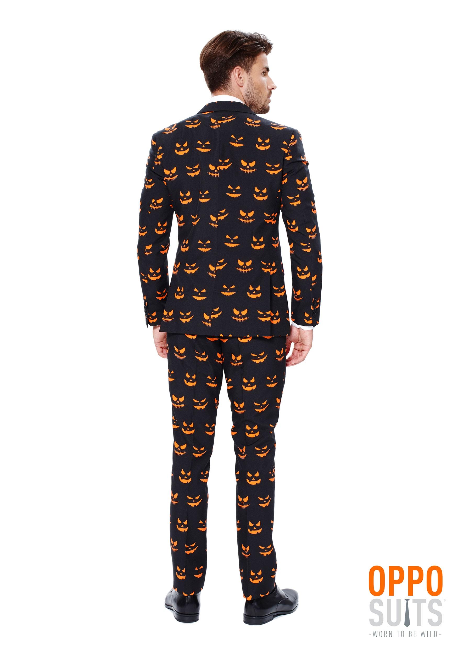 c017ec6a3f51 OppoSuits Men's Pumpkin Costume Suit