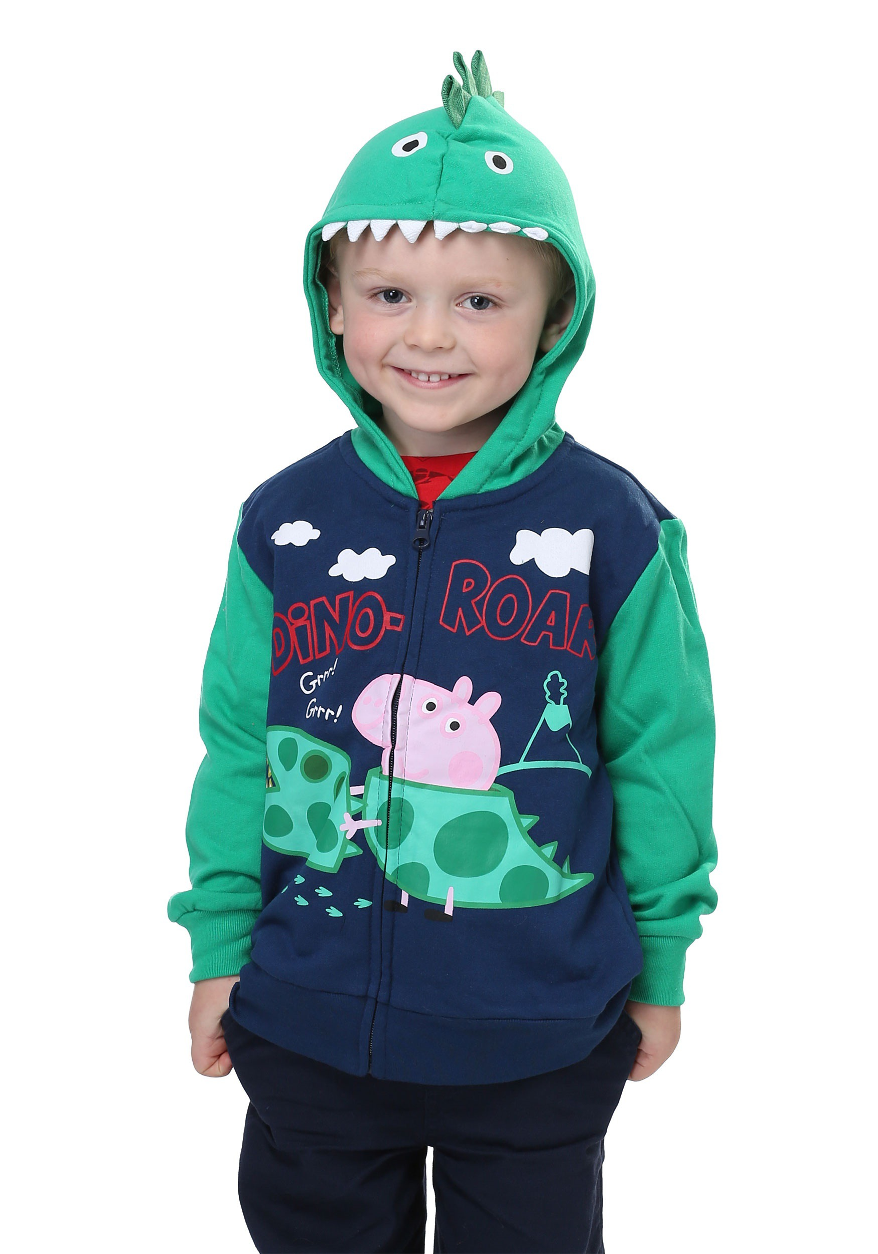 Shop for stylish and fun costume hoodies for kids and adults. These hoodies will keep you warm while you dress as your favorite character. Dress up in a Superman hoodie, Batman hoodie, or browse our selection of Teenage Mutant Ninja Turtle hoodies.