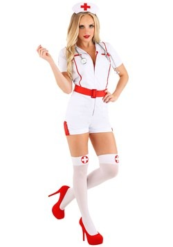 Women's Love Shot Nurse Costume- update1
