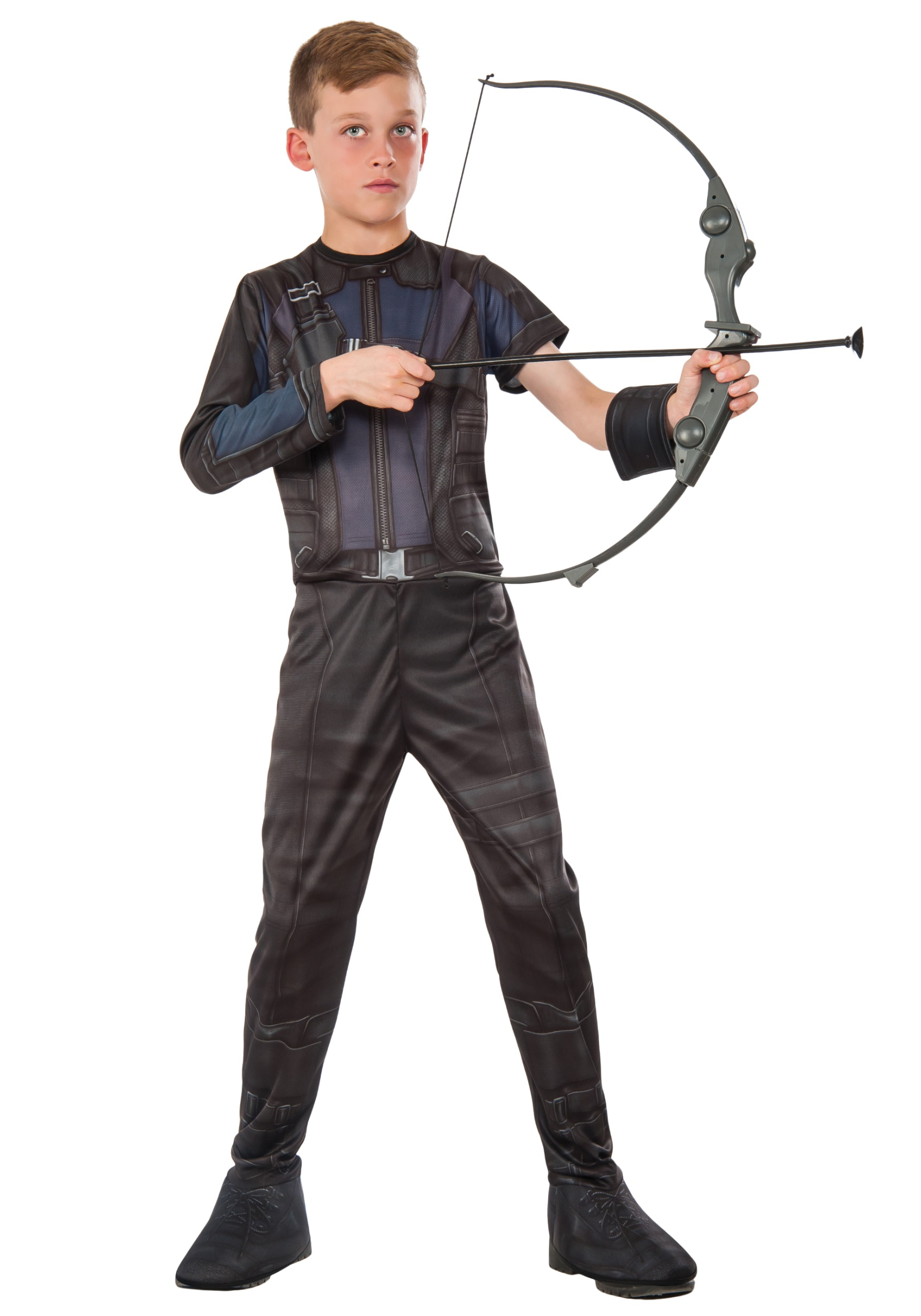 Hawkeye Bow and Arrow Set. $14.99. Adult Deluxe Hawkeye Avengers 2 Costume  sc 1 st  Halloween Costumes & Avengers Hawkeye Costumes for Kids u0026 Adults