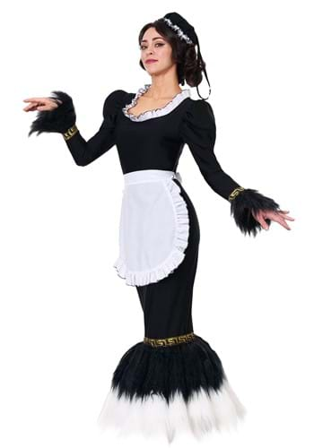 Click Here to buy French Feather Duster Womens Costume from HalloweenCostumes, CDN Funds