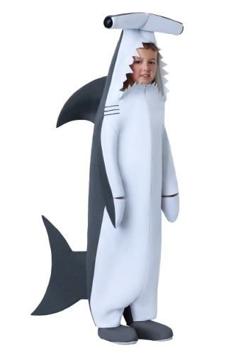 Kid's Hammerhead Shark Costume-update1