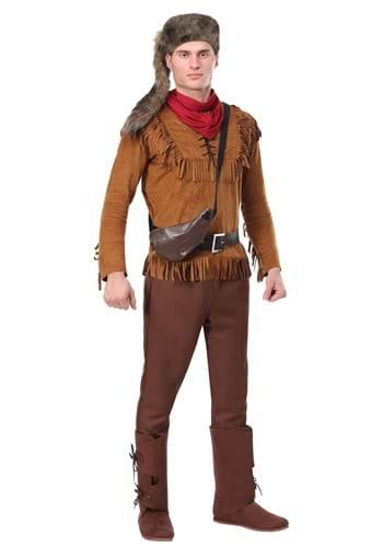 Mens Davy Crockett Costume