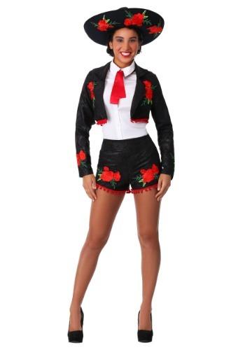 Flirty Mariachi Womens Costume