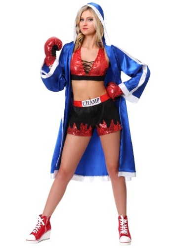 Women's Knockout Beauty Costume