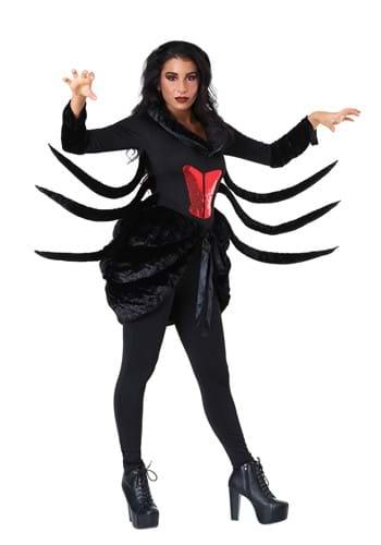 Womens Black Widow Spider Costume
