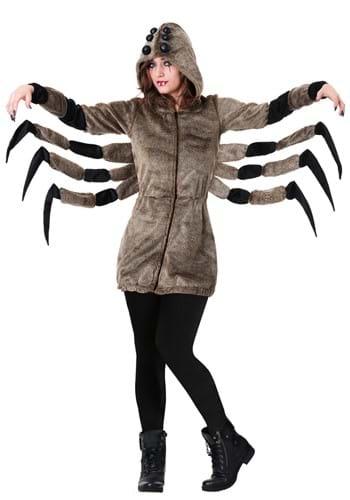 Women's Cozy Tarantula Costume