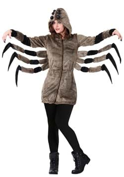 Women's Cozy Tarantula Costume