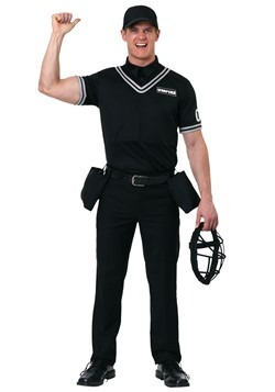 """You're Out"" Umpire Costume Update"