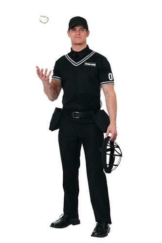 """""""Youre Out"""" Umpire Costume"""