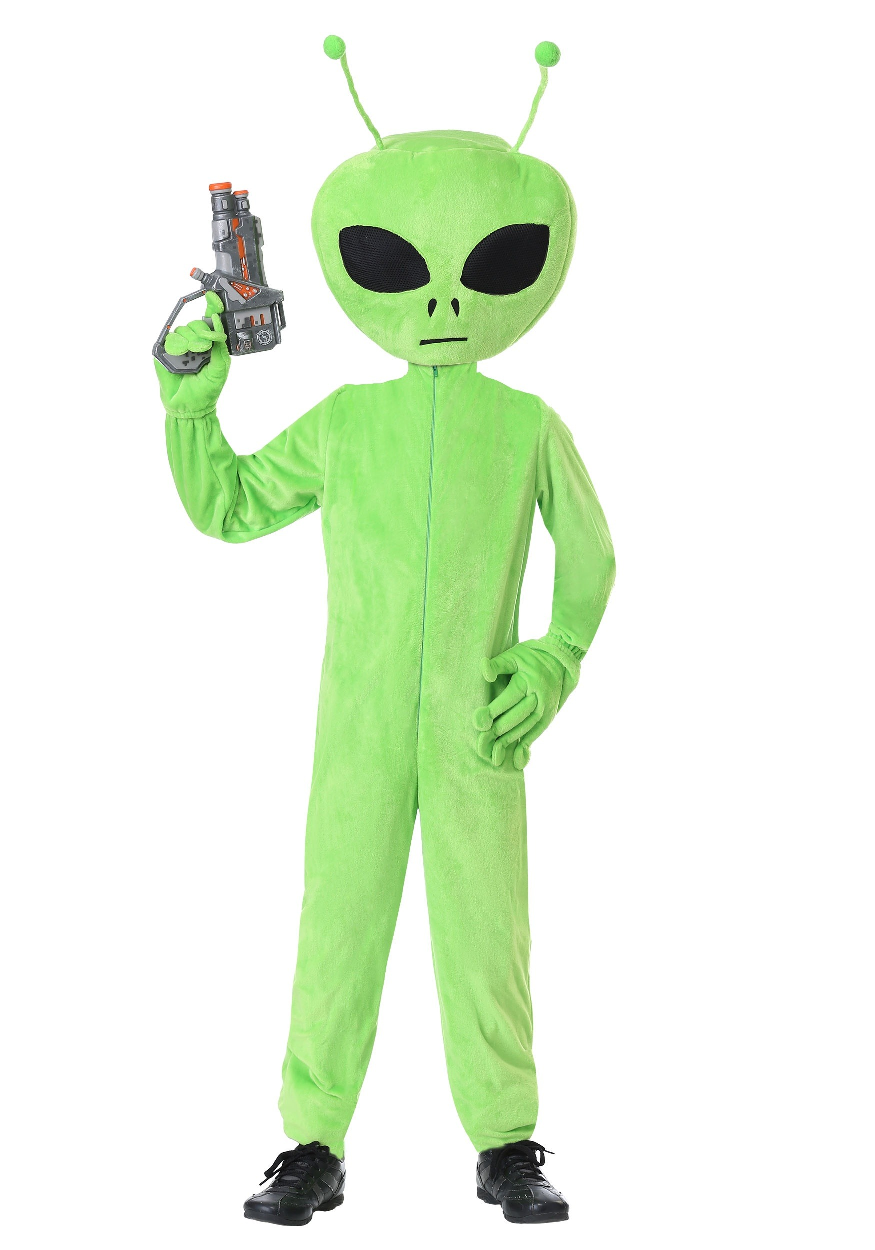 Kids Oversized Alien Costume  sc 1 st  Halloween Costumes & Oversized Alien Costume for Kids