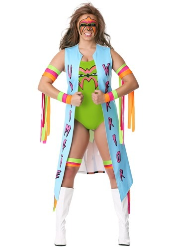 Ultimate Warrior Womens Costume