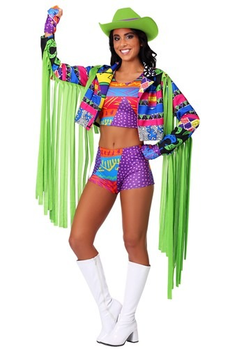 Click Here to buy Macho Man Womens Costume from HalloweenCostumes, CDN Funds