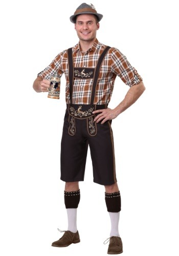 Men's Oktoberfest Stud Costume