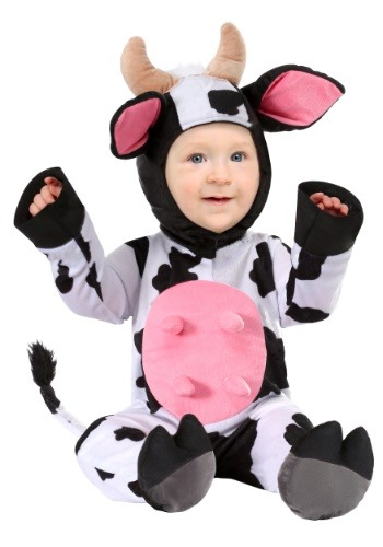 Infant Happy Cow Costume