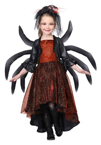 Spooky Widow Dress Costume for Girls PR6069-L