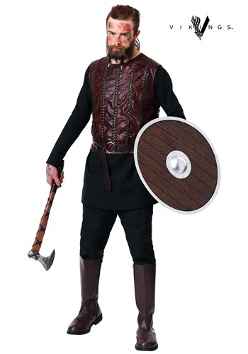 Vikings Bjorn Ironside Mens Costume