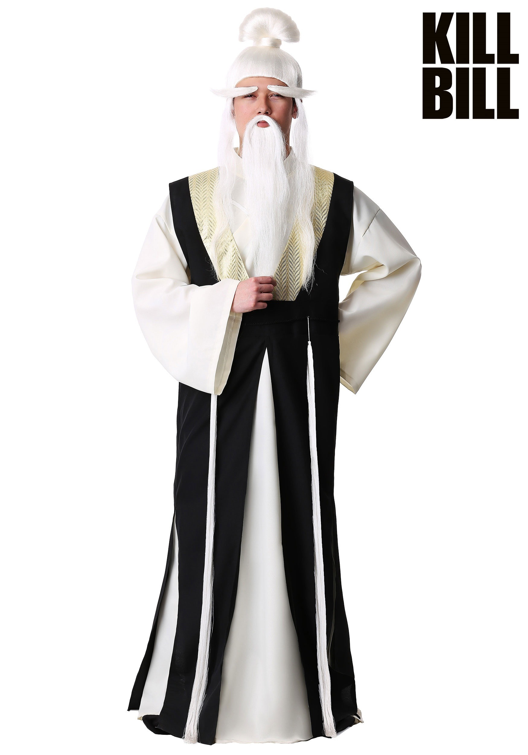97b50569cb Kill Bill Pai Mei Costume1