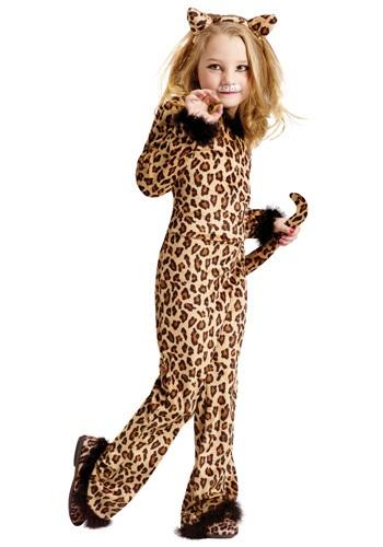 Image of Child Pretty Leopard Costume
