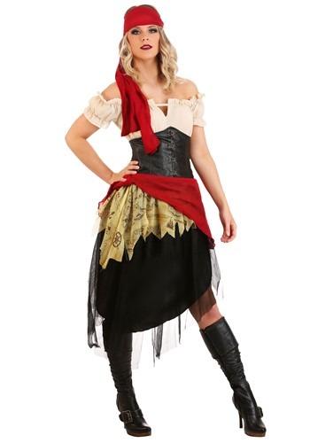 Womens Beautiful Buccaneer Costume