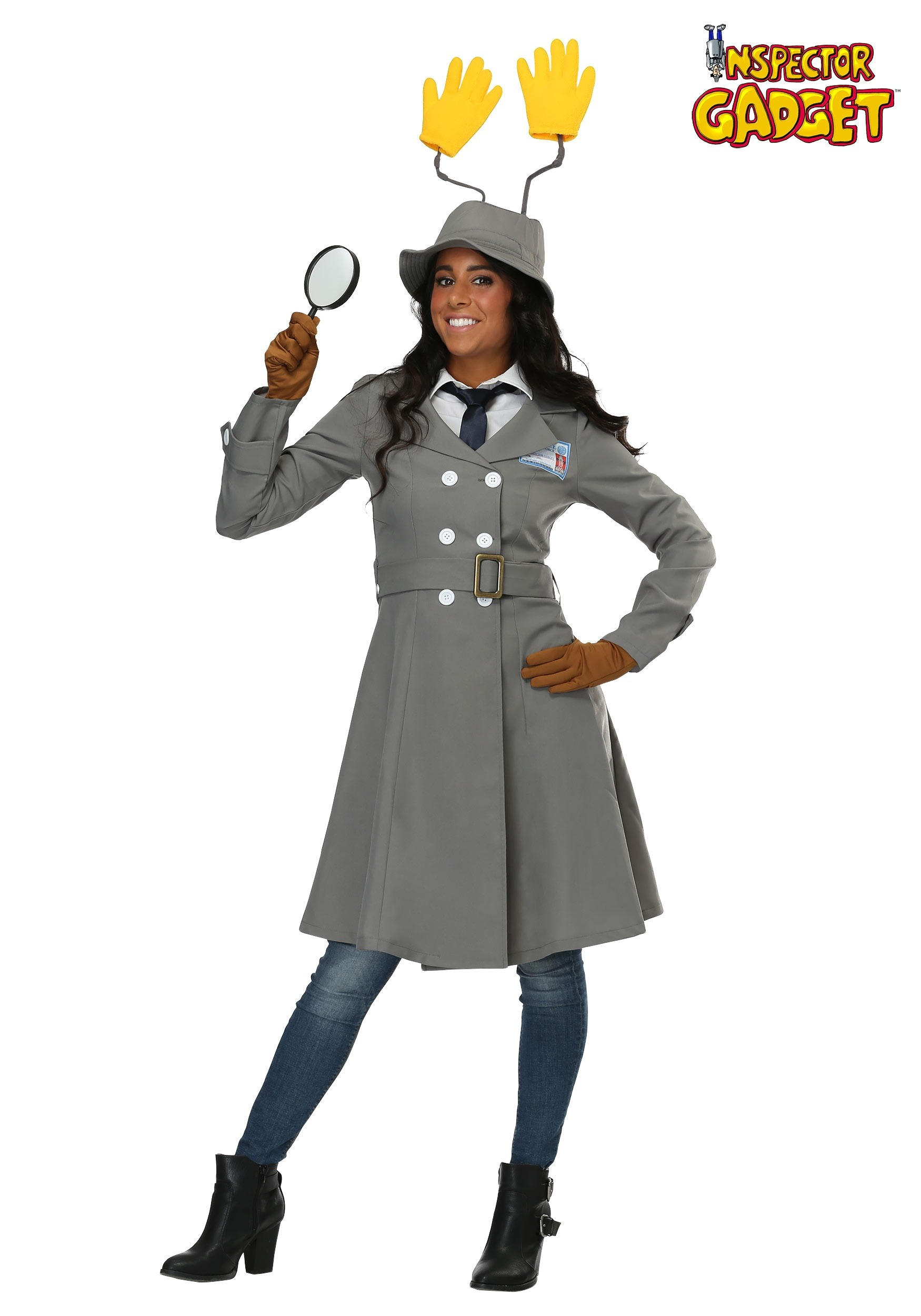 inspector gadget costume for women
