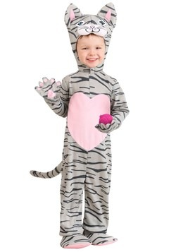 Toddler Lovable Kitten Costume1