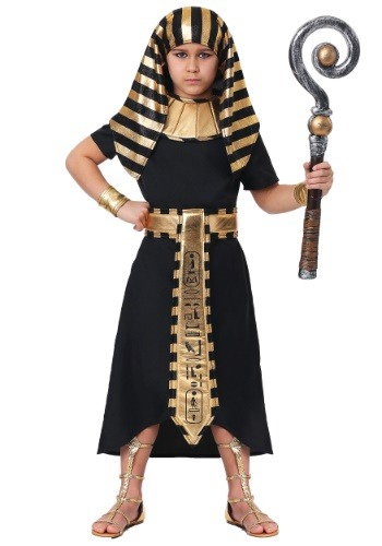 Child's Egyptian Pharaoh Costume