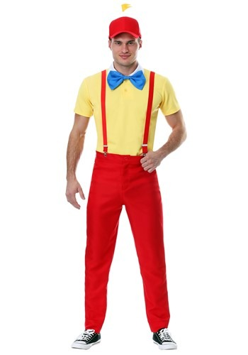 Click Here to buy Dapper Tweedle Dee/Dum Plus Size Mens Costume 2X from HalloweenCostumes, CDN Funds