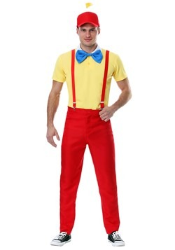Dapper Tweedle Dee/Dum Men's Plus Size Costume Update Main
