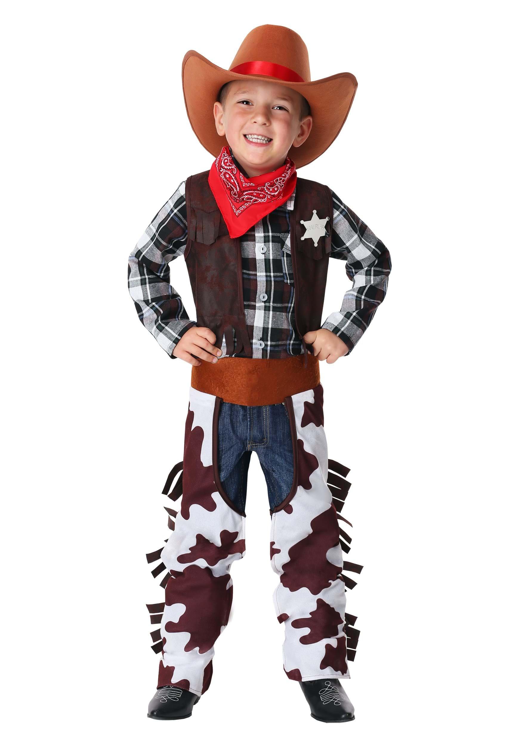 68f0e16a07c914 Wild West Sheriff Boy's Costume