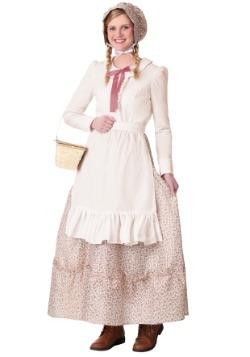 Women's Prairie Pioneer Costume