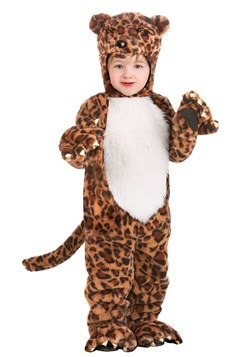 Leapin' Leopard Costume For Toddler's1