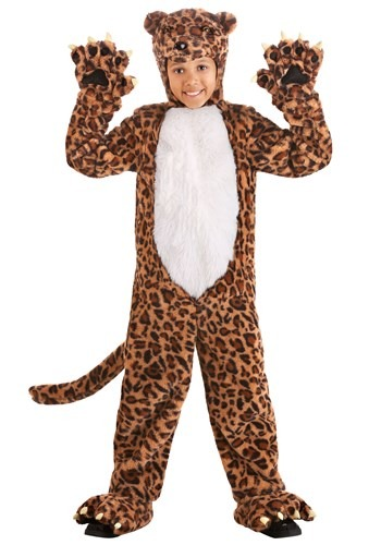 Child's Leapin' Leopard Costume