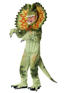 Child's Dilophosaurus Costume Update 1