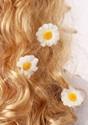 Women's Flower Power Wig Alt1