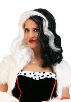Womens Villanous Madam Wig