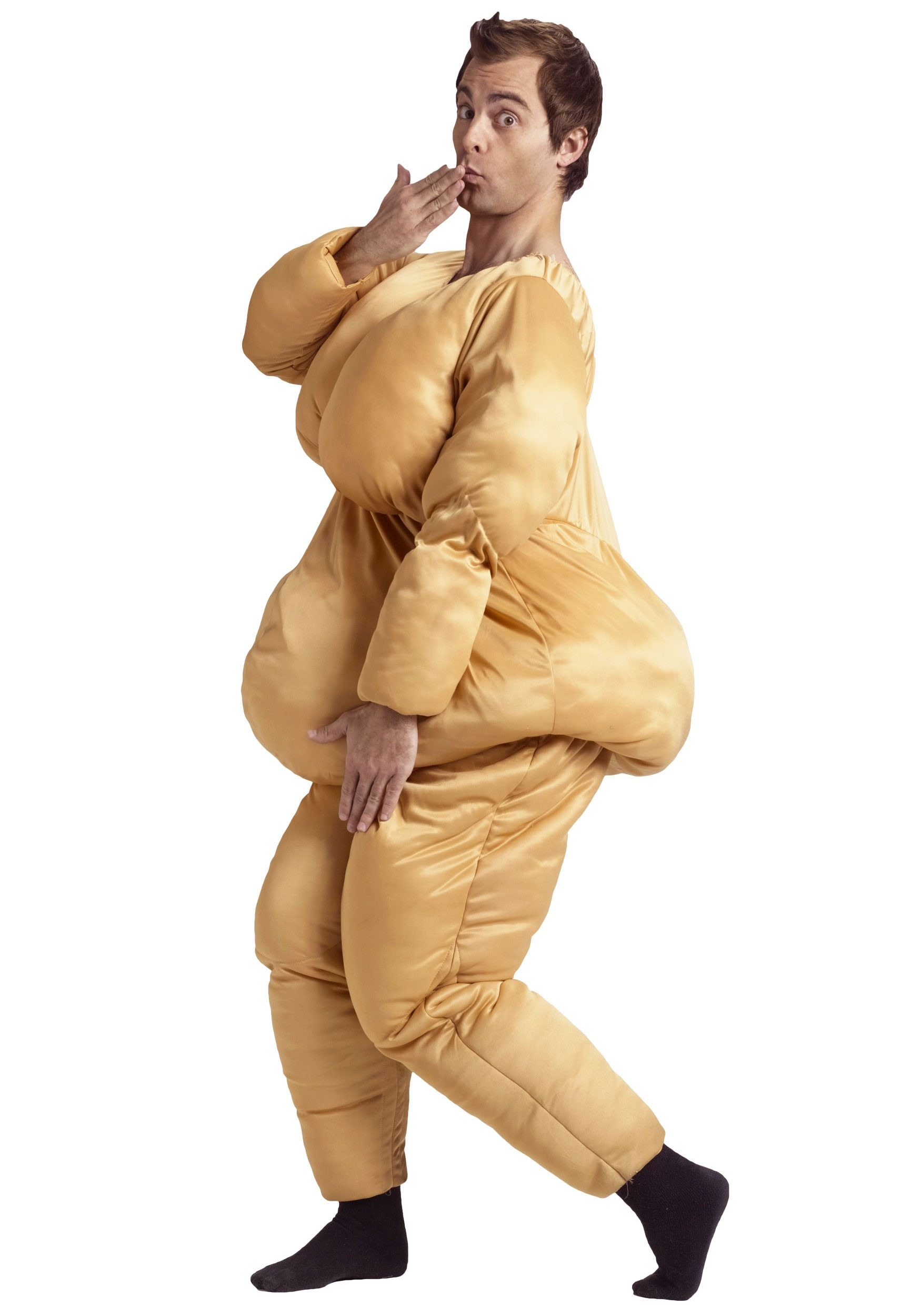 Adult Fat Suit Costume  sc 1 st  Halloween Costumes : inflatable fat suit costume  - Germanpascual.Com