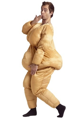 Click Here to buy Adult Fat Suit Costume from HalloweenCostumes, CDN Funds