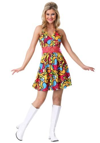 Gogo Gal Costume for Women