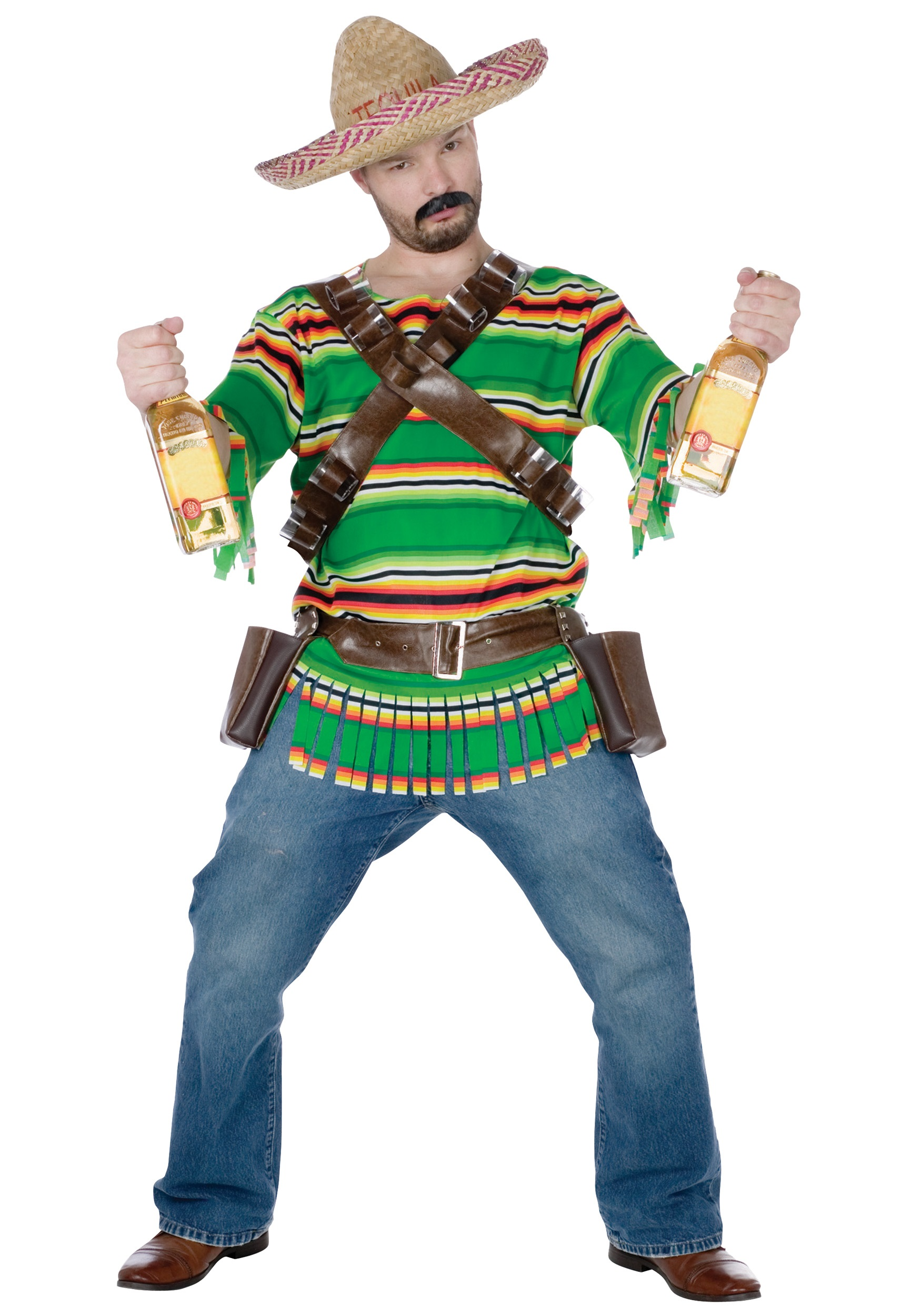 tequila dude costume - Mexican Themed Halloween Costumes