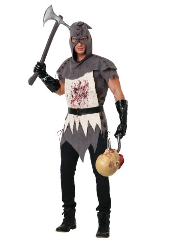 Plus Size Men's Evil Executioner Costume