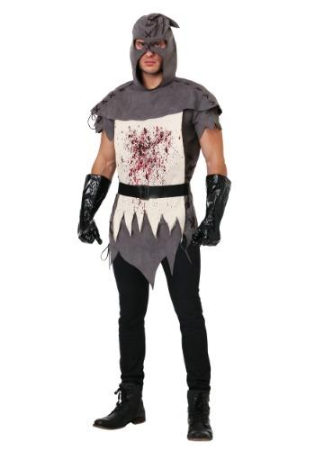Plus Size Mens Evil Executioner Costume