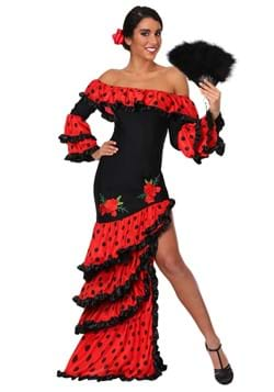 Women's Spanish Senorita Costume