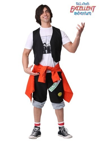 Bill & Ted's Excellent Adventure Ted Costume for Adults