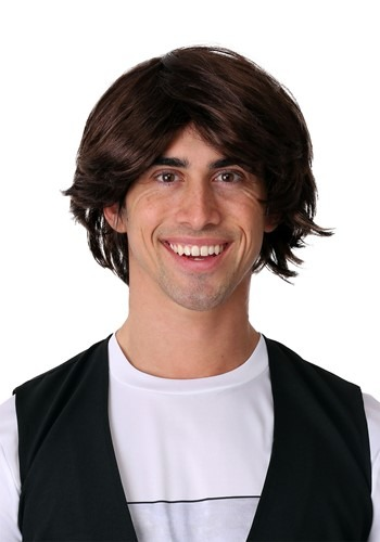 Bill & Teds Excellent Adventure Adult Ted Wig