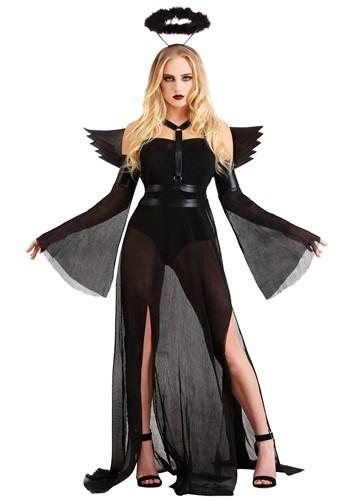 Fallen Angel Costume Womens