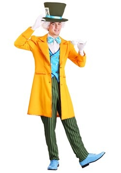 Men's Classic Mad Hatter Costume Update