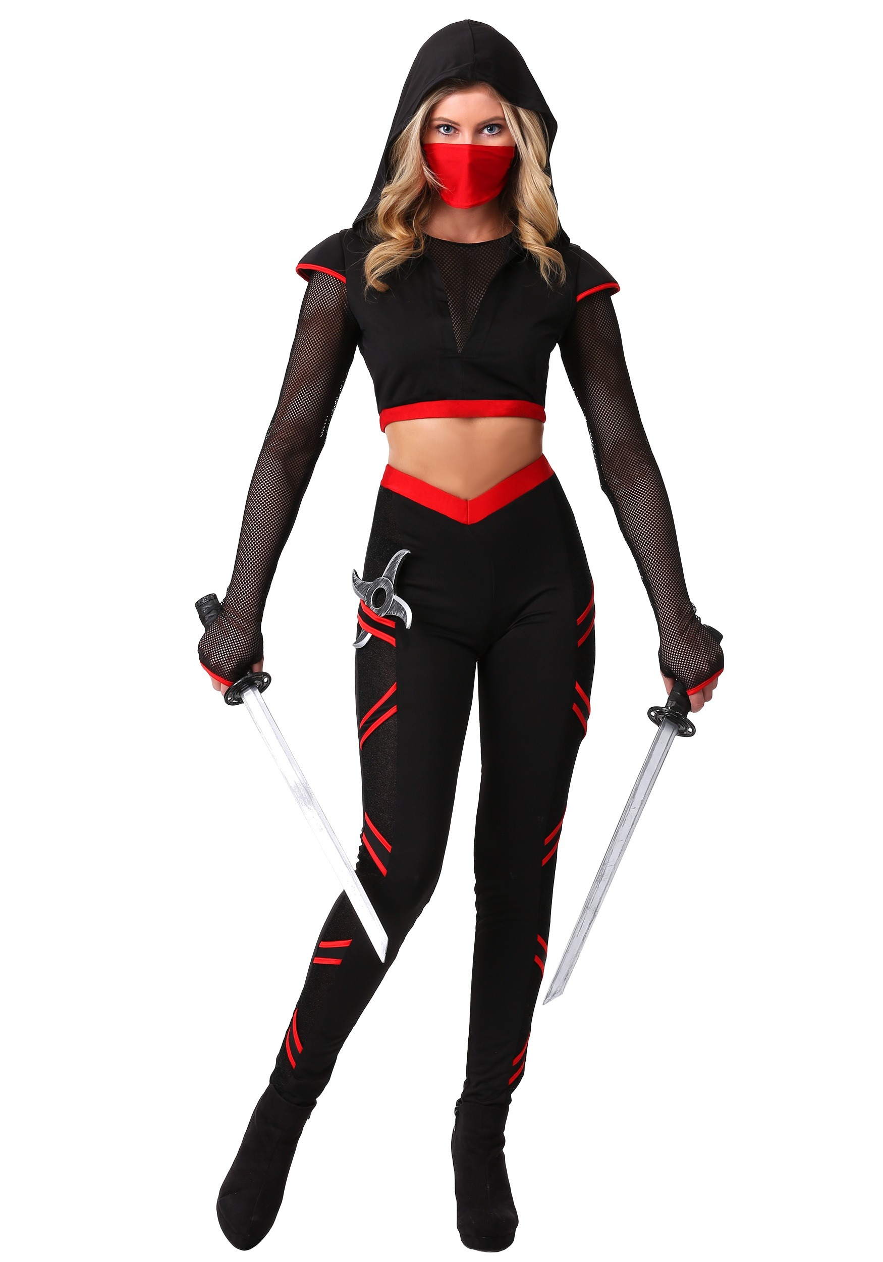 Women S Alluring Assassin Costume