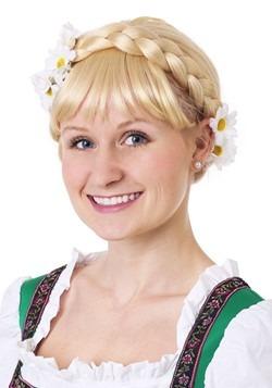 German Beer Girl Wig Update Main